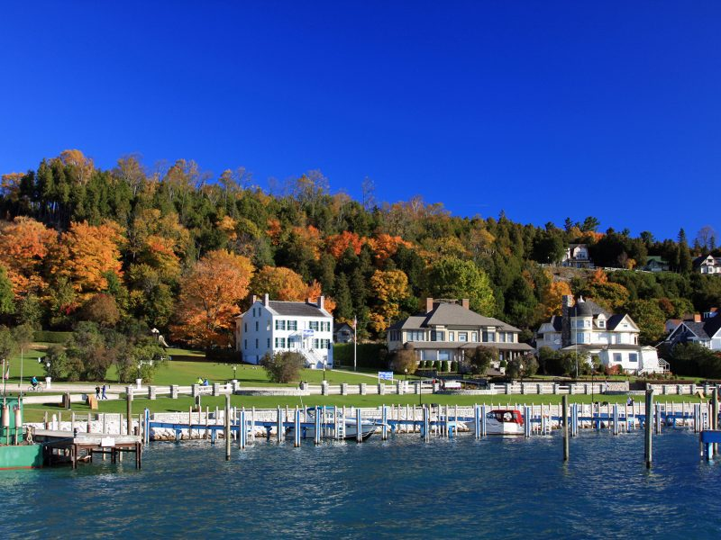 MACKINAC ISLAND TOURISM