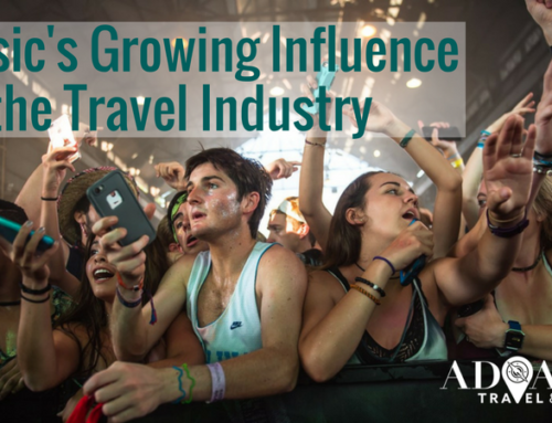 LIVE MUSIC'S GROWING INFLUENCE ON THE TOURISM INDUSTRY