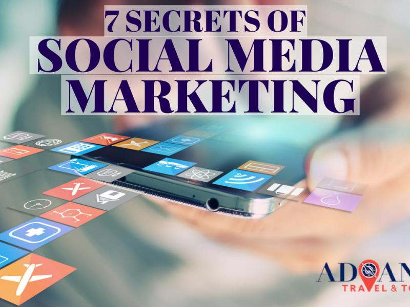 Social Media Secrets for Travel Marketers