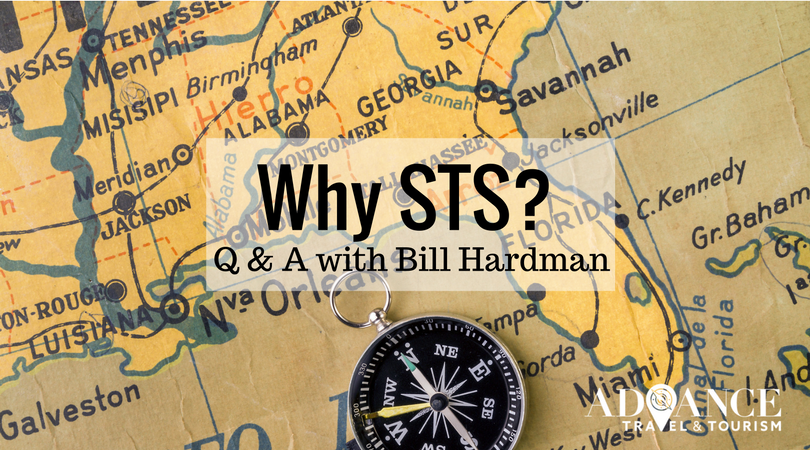 Why STS? Q&A with Bill Hardman