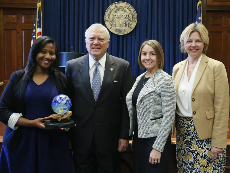 Henry County CVB Receives Paul Broun Award for Marketing