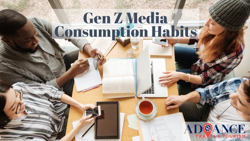 GEN Z'S MEDIA HABITS: AN INFOGRAPHIC