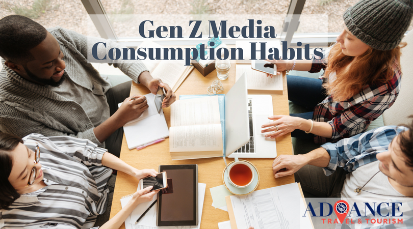 GEN Z'S MEDIA HABITS: AN INFOGRAPHIC