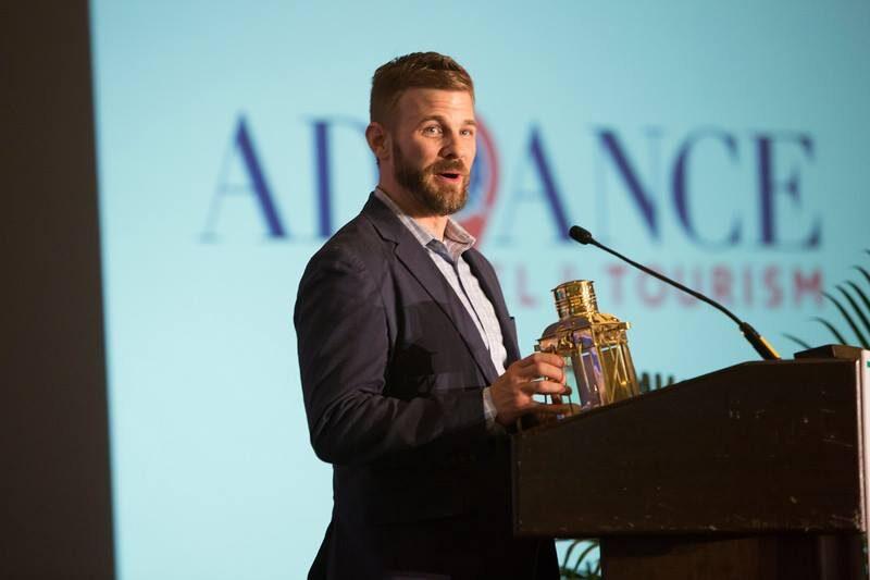 Advance Travel & Tourism Receives Chairman Award