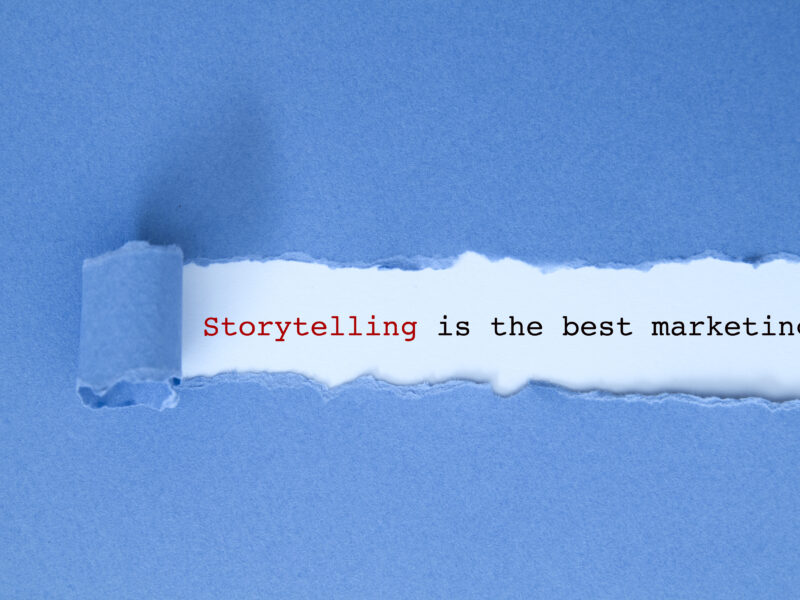 The Art of Storytelling: Connecting with your Online Audience