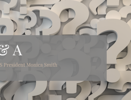 Q&A with STS President Monica Smith