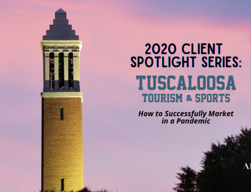 Client Spotlight Series: Tuscaloosa Tourism & Sports