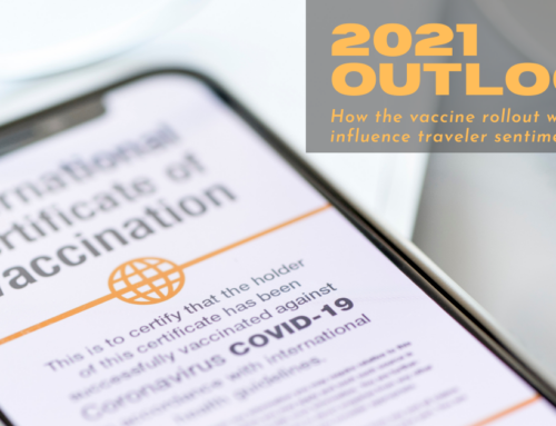 2021 Outlook: How the COVID-19 vaccine rollout will influence traveler sentiment