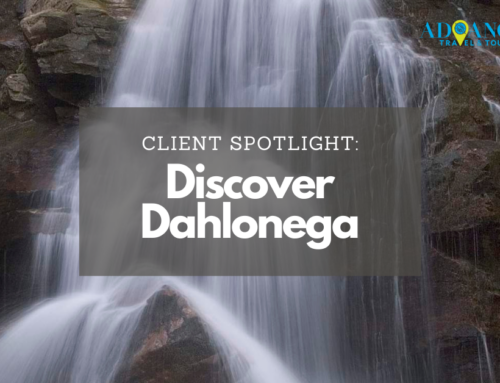 Client Spotlight: Sam McDuffie of Discover Dahlonega