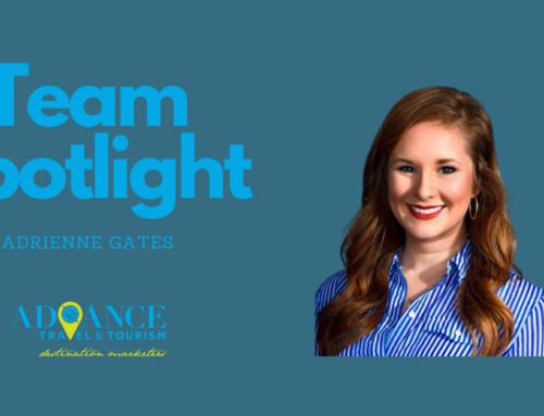 Team Spotlight: Adrienne